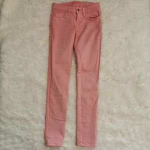 Guess LA Brittany Skinny Pink Jeans
